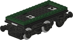 Emerald Night 9v Tender Chassis